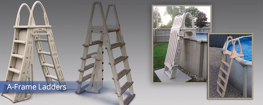 a frame ladders